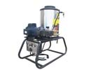 ST Frame Gas Powered Hot Water Pressure Washers