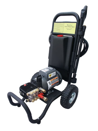 X Series Cart Mounted Industrial Pressure Washers Cam