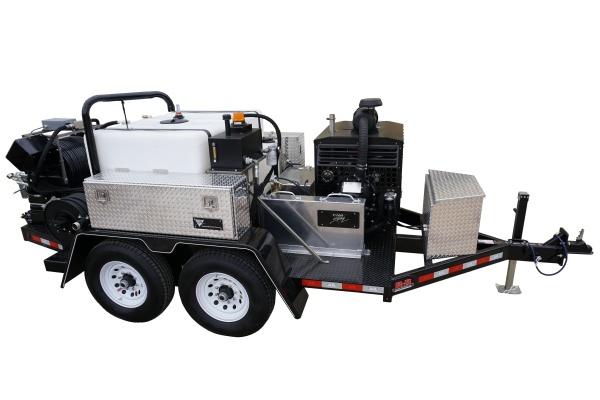 Diesel Powered Drain Jetter Diesel Powered Sewer Jetters Cam Spray Trailer Mounted Diesel Powered Sewer And Drain Jetter Cam Spray