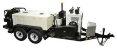 Trailer Mounted Diesel Powered Sewer & Drain Jetter - TT4018DT