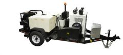 Cam Spray Trailer Mounted Diesel Powered Sewer and Drain Jetter