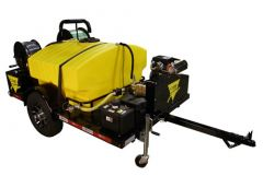 Trailer Mounted Sewer & Drain Jetter - STB3015K