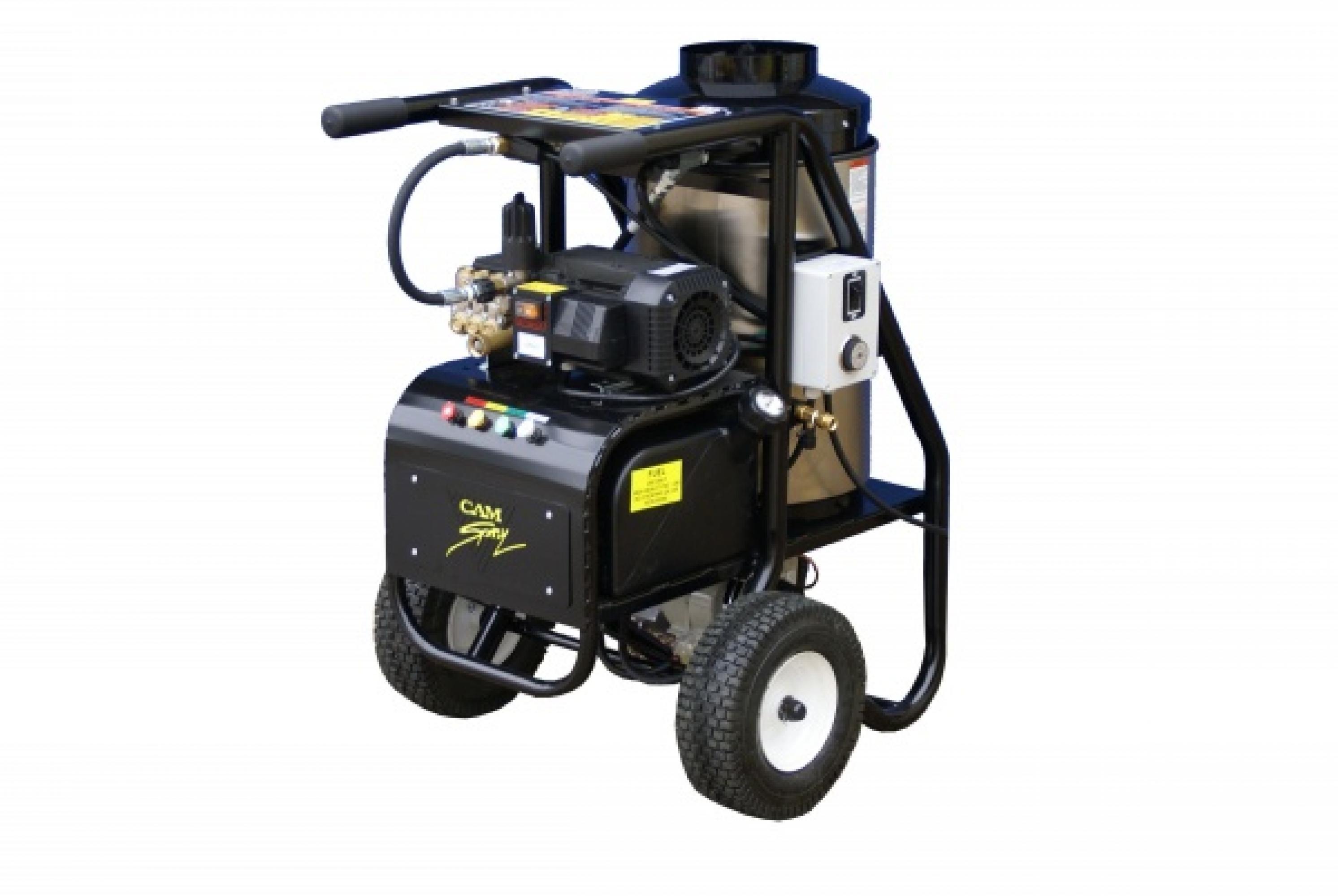 Sh Series Electric Hot Water Pressure Washer Diesel