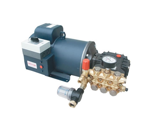 Pressure Washer Motor And Pump Industrial Electric Power
