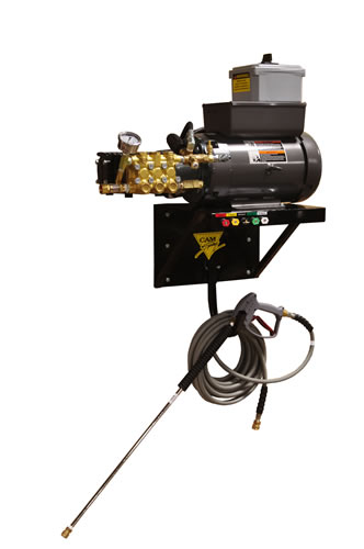 Cam Spray Wall Mount Series Electric Pressure Washer Cam