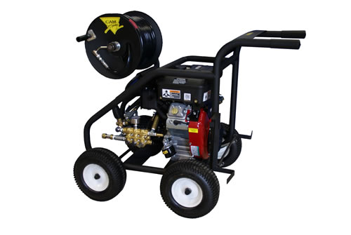 Portable Gas Powered Drain Jetters Portable Sewer Jetter