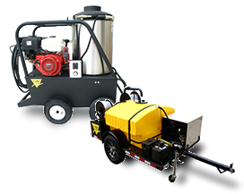 Electric Cold Water Pressure Washer Models | Cam Spray