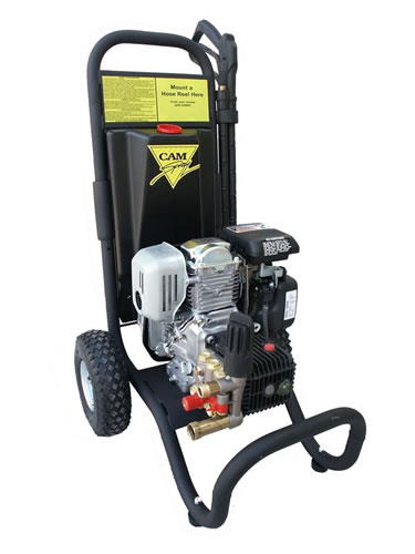 Portable Gas Powered 3 gpm, 1600 psi Cold Water Pressure Washer | 1600HX