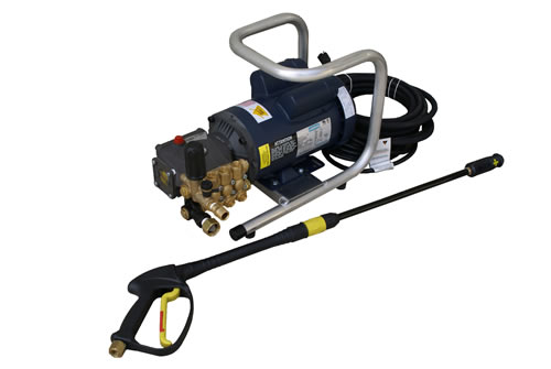 Industrial Hand Carry Electric Powered 2 gpm, 1500 psi Cold Water Pressure Washer | 1500C2