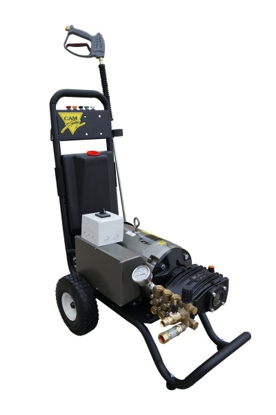 Portable Electric Powered 4 gpm, 3000 psi Cold Water Pressure Washer | 3000XAR