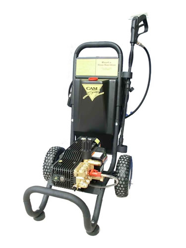 Portable Electric Powered 2 gpm, 1450 psi Cold Water Pressure Washer | 1500AXSDE