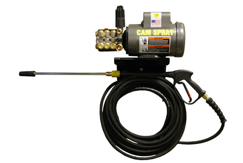Wall Mount Cold Water Pressure Washers Economy Models